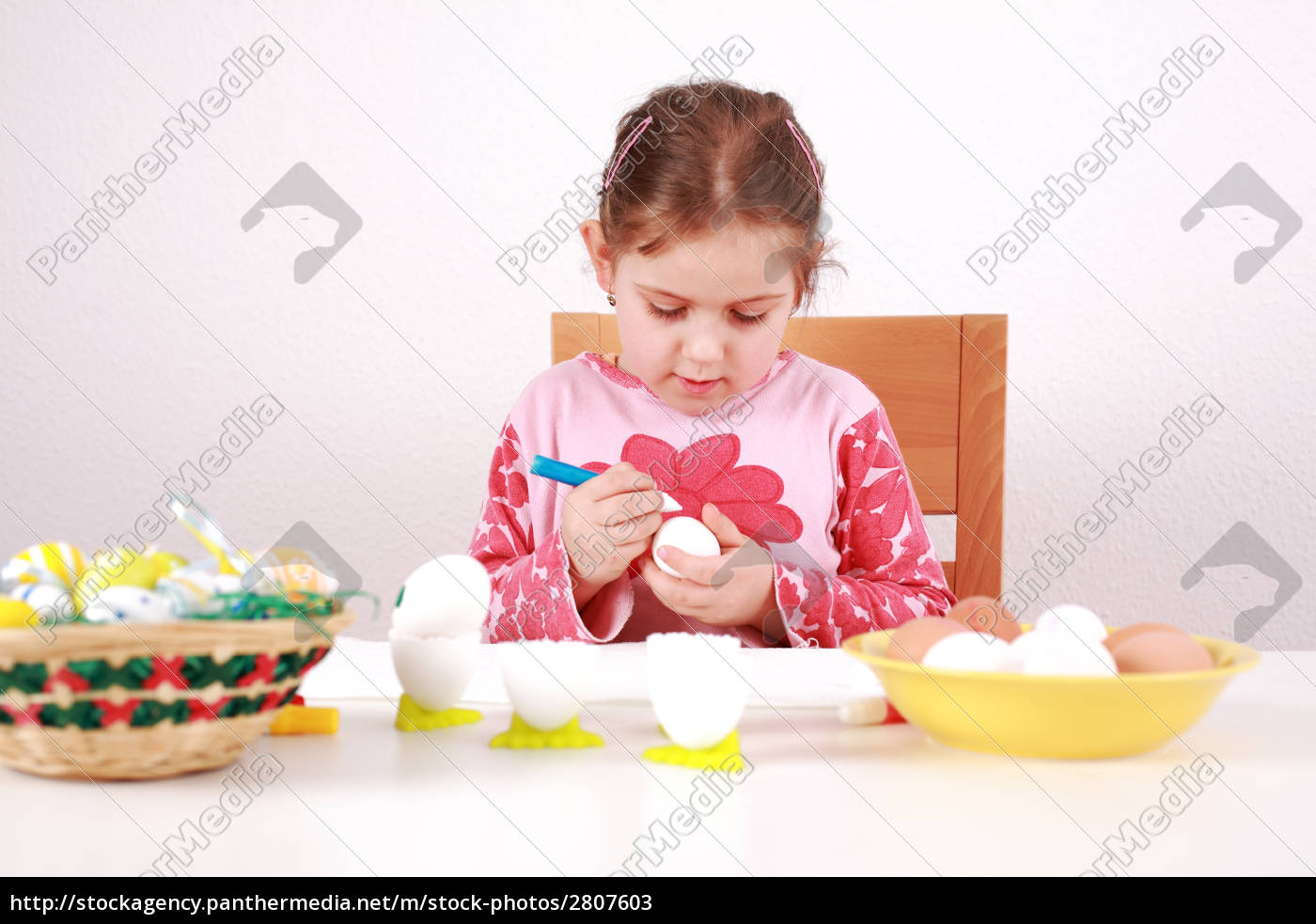 painting, easter, eggs - 2807603