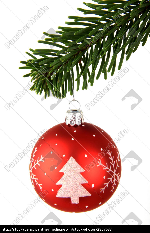 weihnachtsbaumschmuck - 2807033