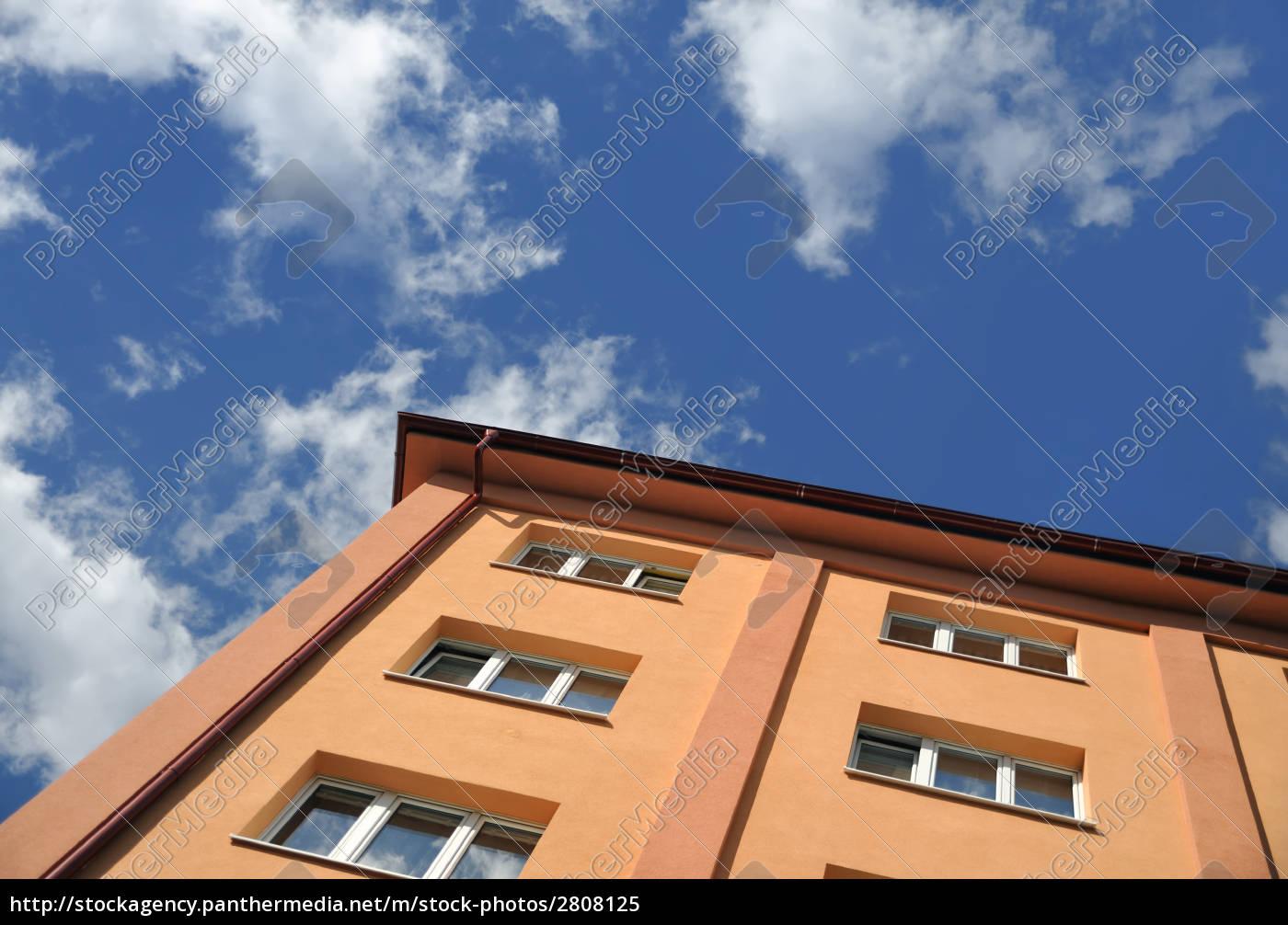 block, of, flats, -, apartment, building - 2808125