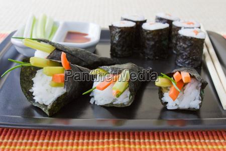 sushi, variations - 2808627