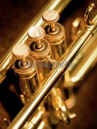 trumpet, valves - 2808023