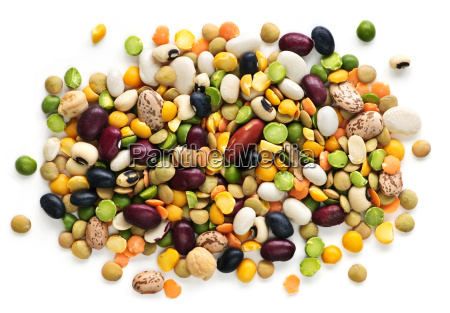 food, aliment, beans, dry, dried up, barren - 2809007