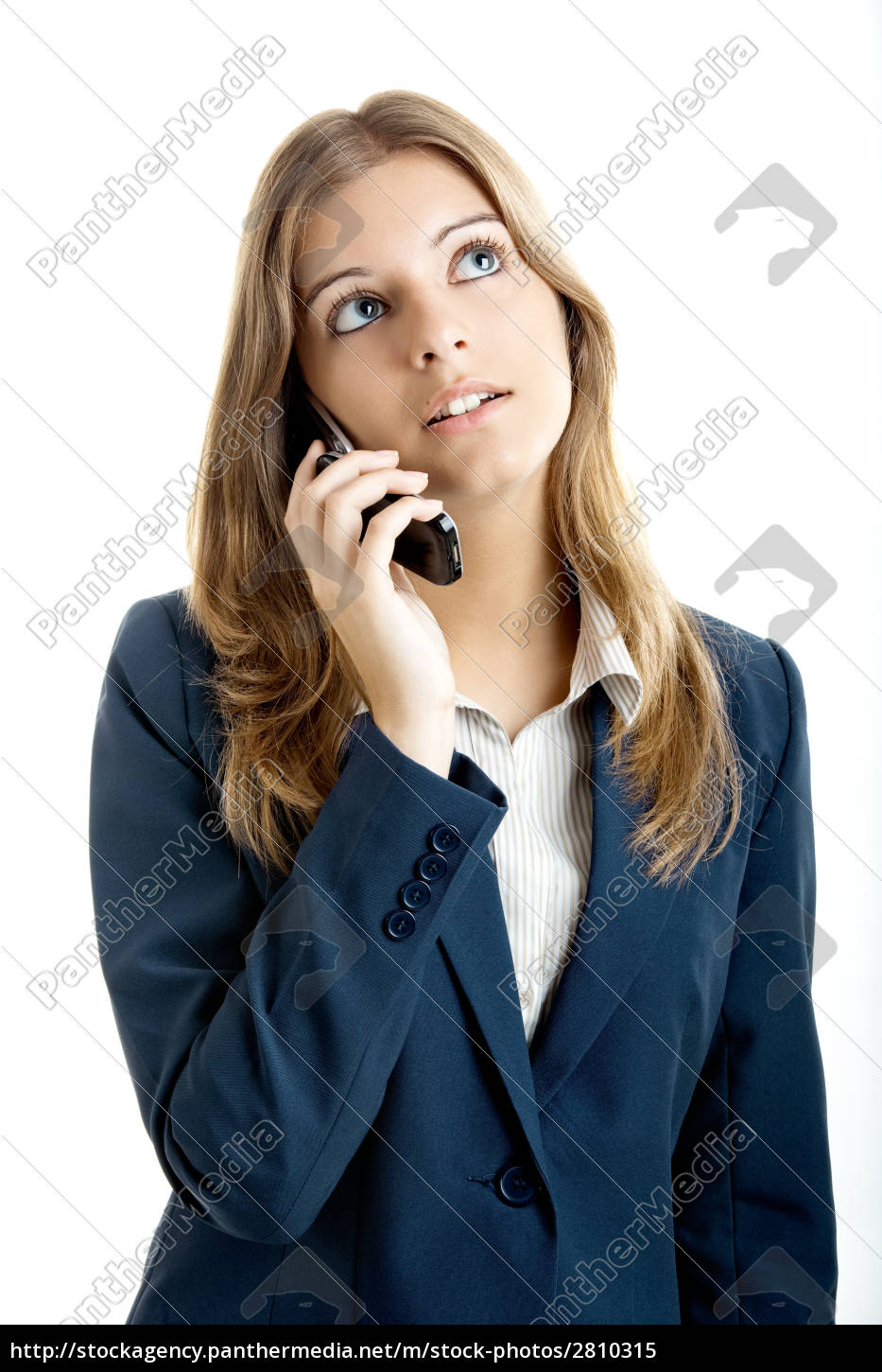 business, woman, using, a, cell, phone - 2810315
