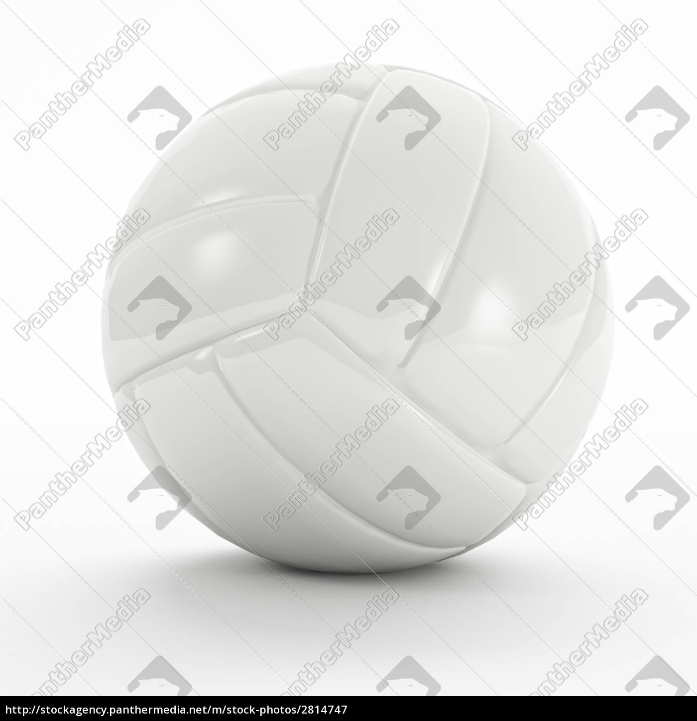 white, volley, ball - 2814747
