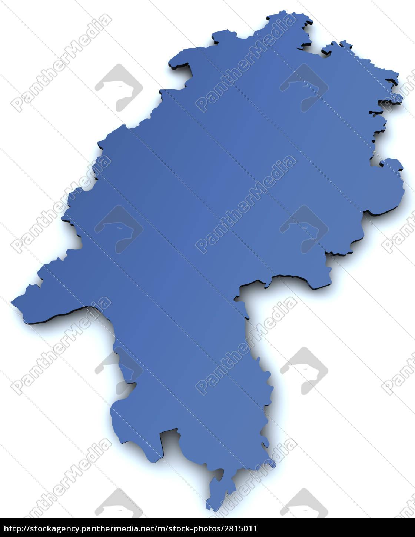 map, of, hesen - 2815011