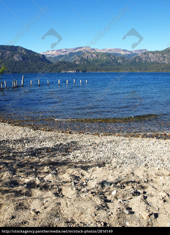 patagonian, beach - 2816149