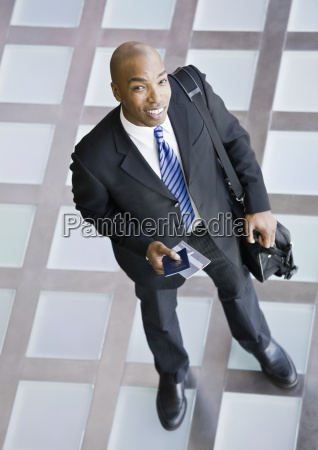 businessman, with, briefcase - 2822227