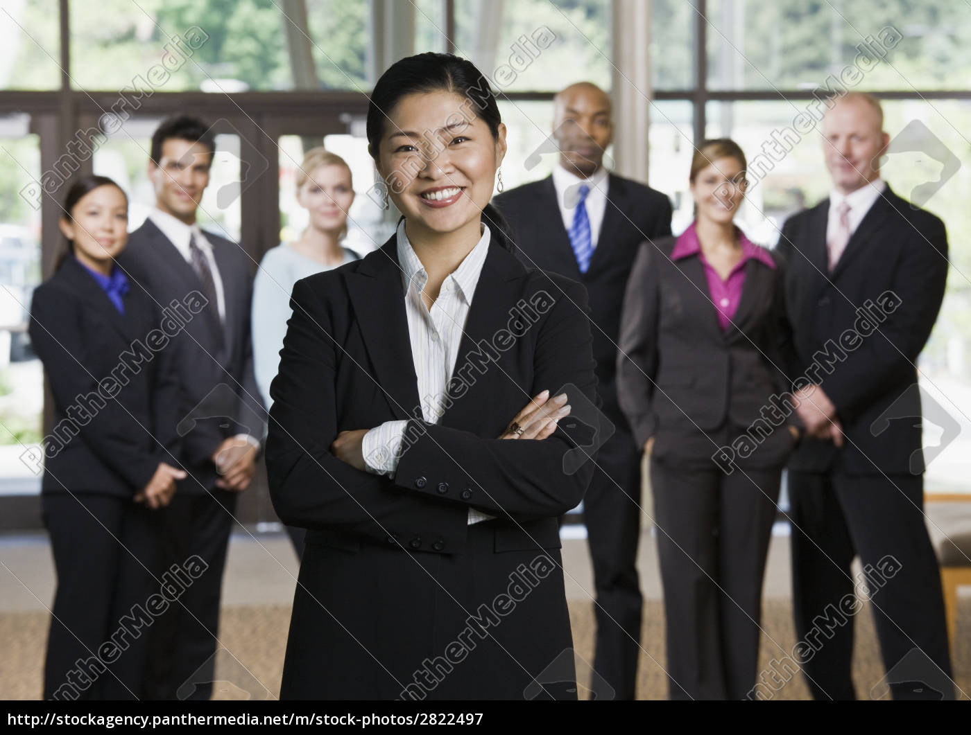 young, businesswoman - 2822497