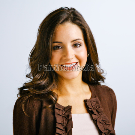 young, woman, smiling - 2822417