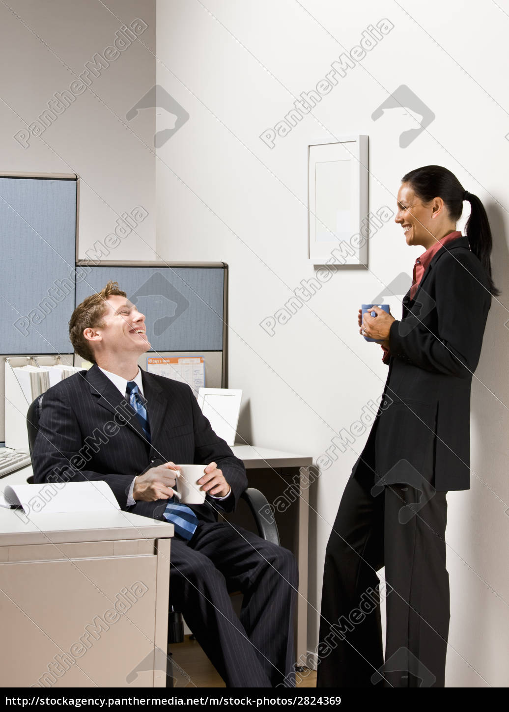 business, people, talking, together - 2824369