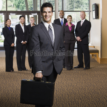 young, businessman - 2824421