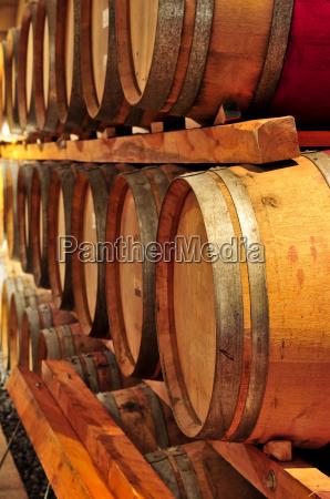 wine, barrels - 2829881