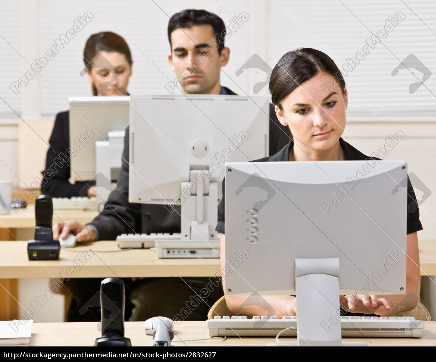 business, people, working, on, computers - 2832627