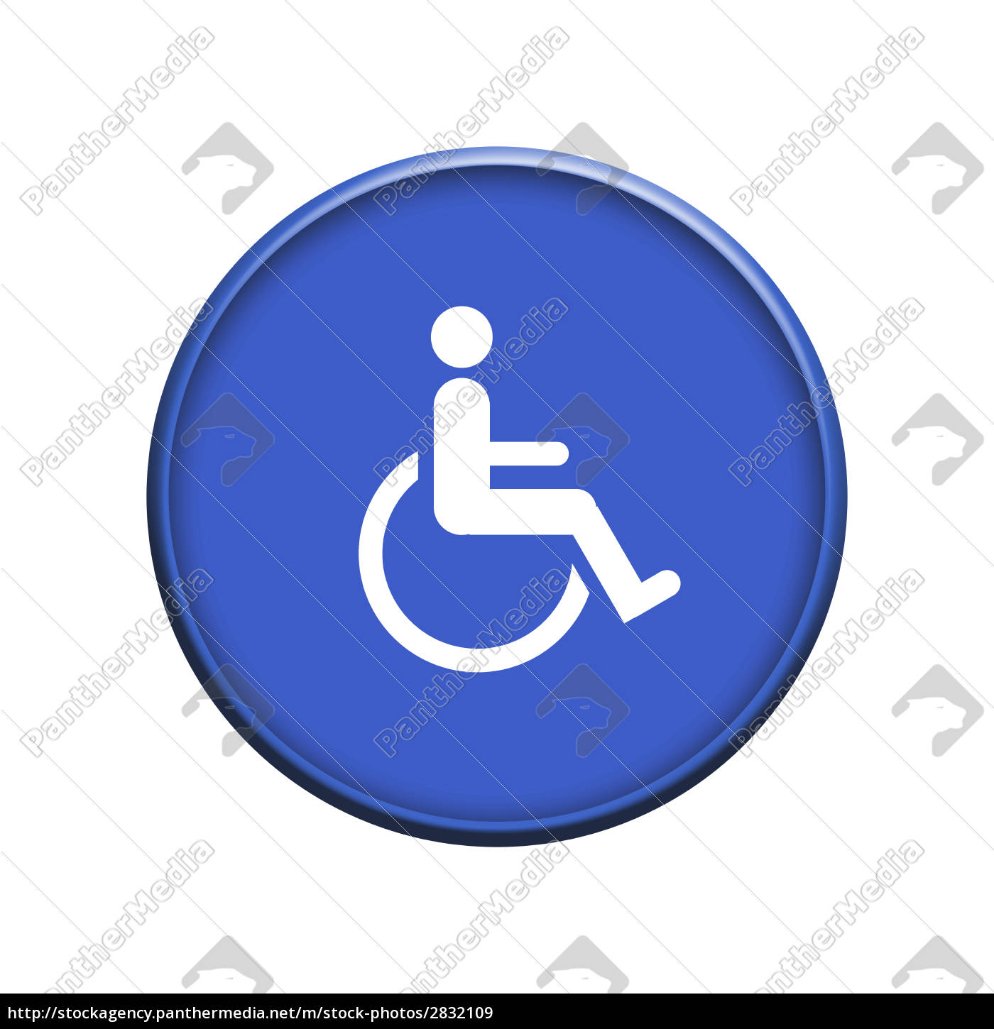 disabled, icon - 2832109