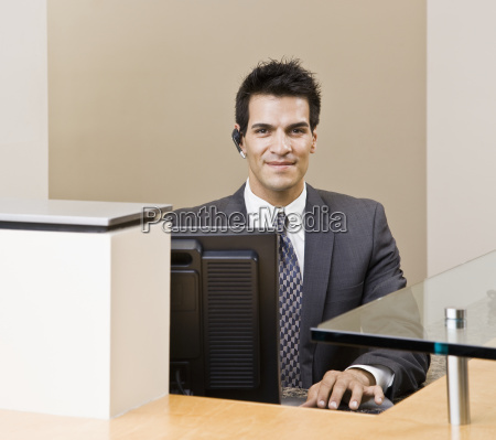 young, man, in, , business, suit - 2833821