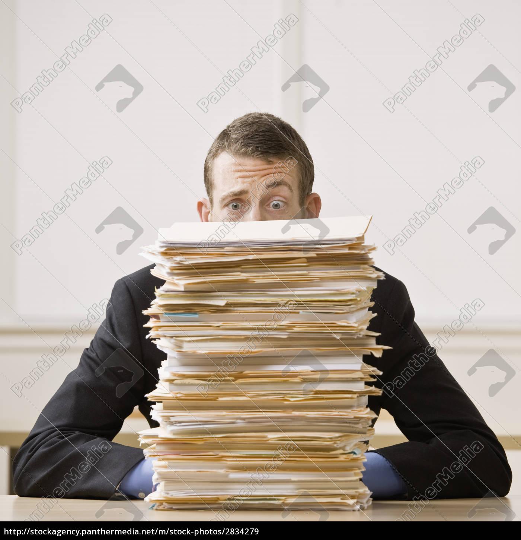 office, inside, male, masculine, person, blank - 2834279
