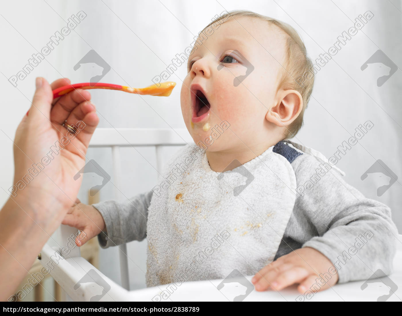 baby, being, fed - 2838789
