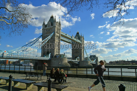 london bridge london britain