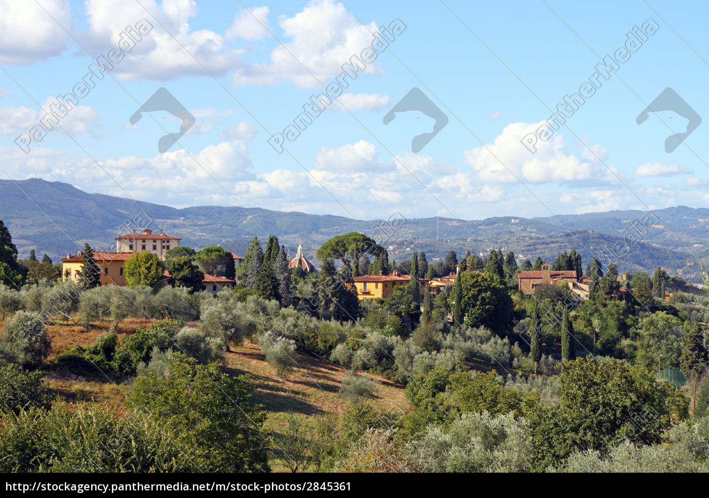 hills, of, florence - 2845361