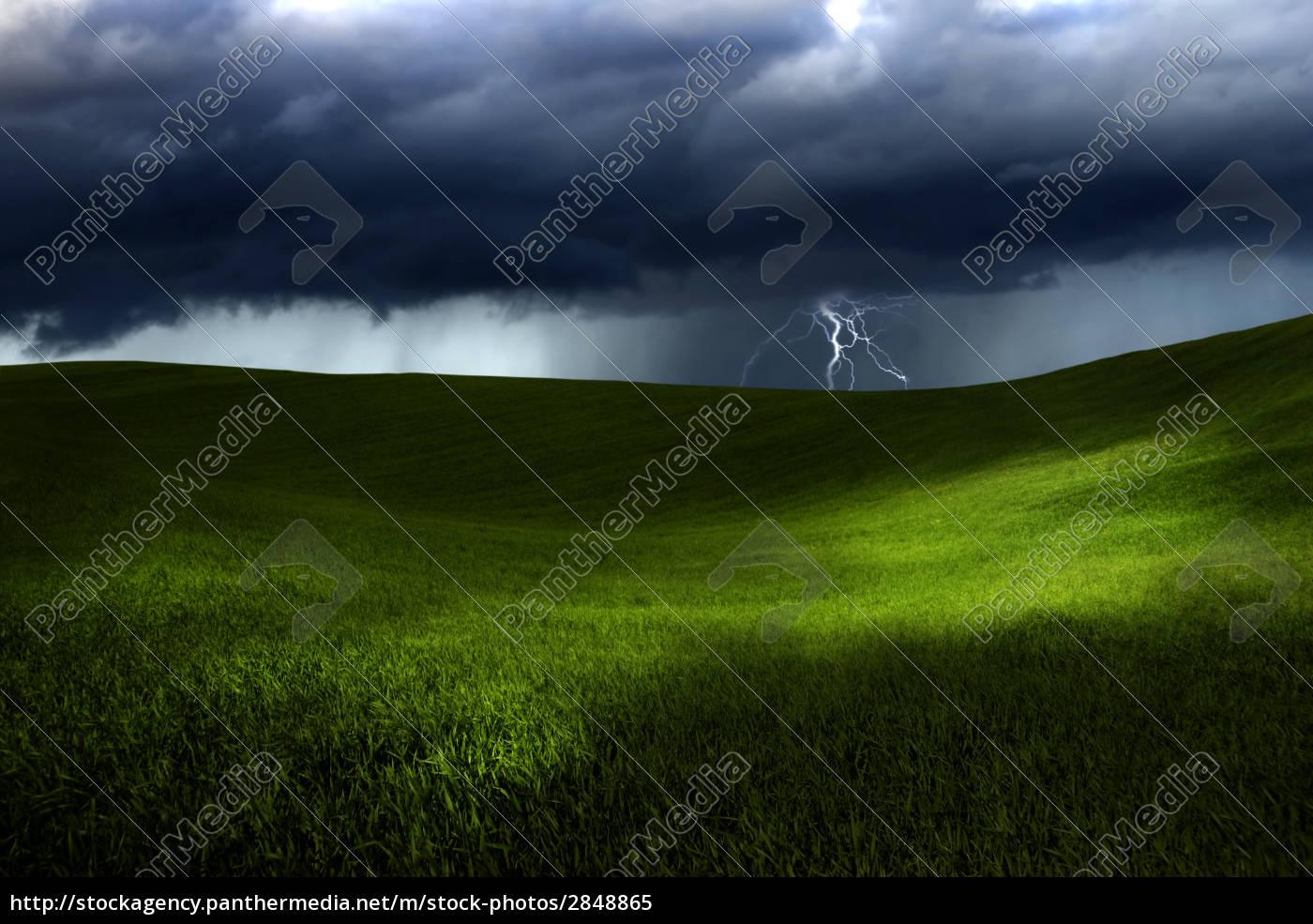 Nature, Clouds, Horizon, Sky, Weather, Darkness - 2848865