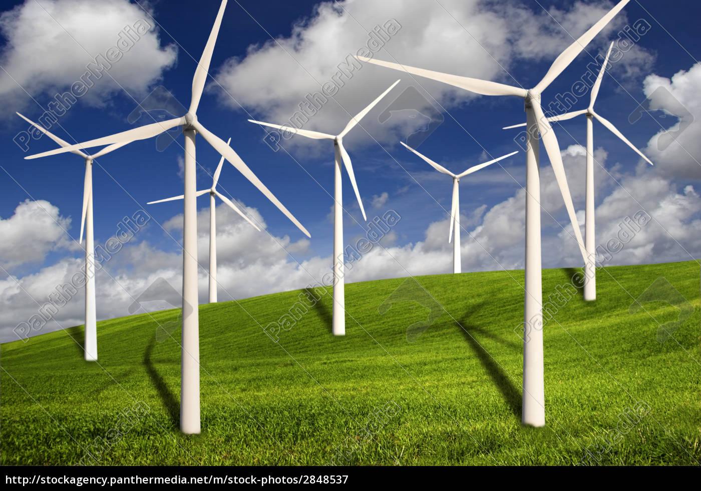 wind, turbines - 2848537