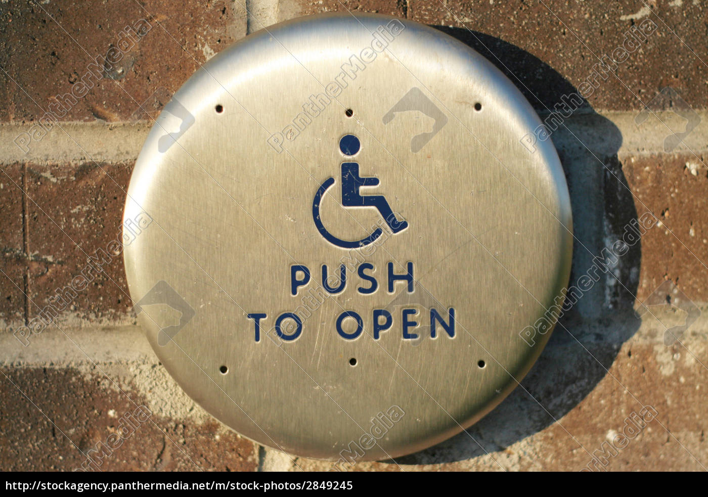 Metal, Sign, Symbol, Door, Button, modern - 2849245