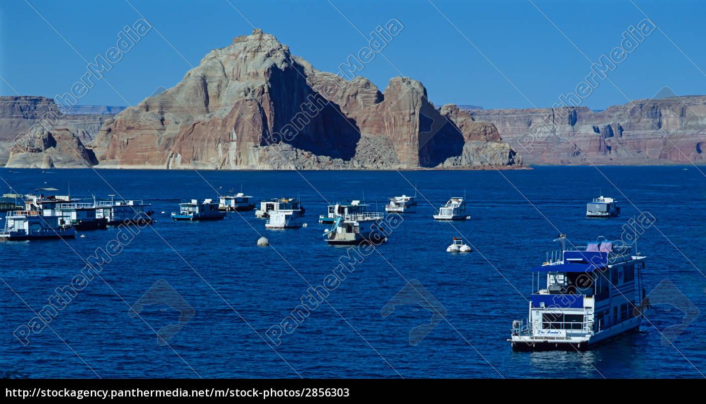 hoover, dam, and, lake, meat, arizona, usa - 2856303