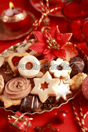 delicious, christmas, cookies - 2876641