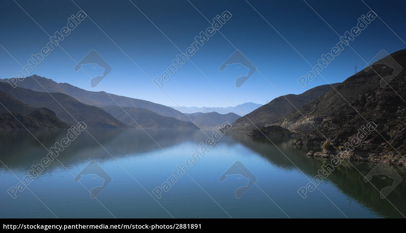 reservoir, in, the, elqui, valley - 2881891