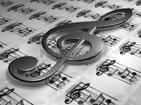 clef 3d