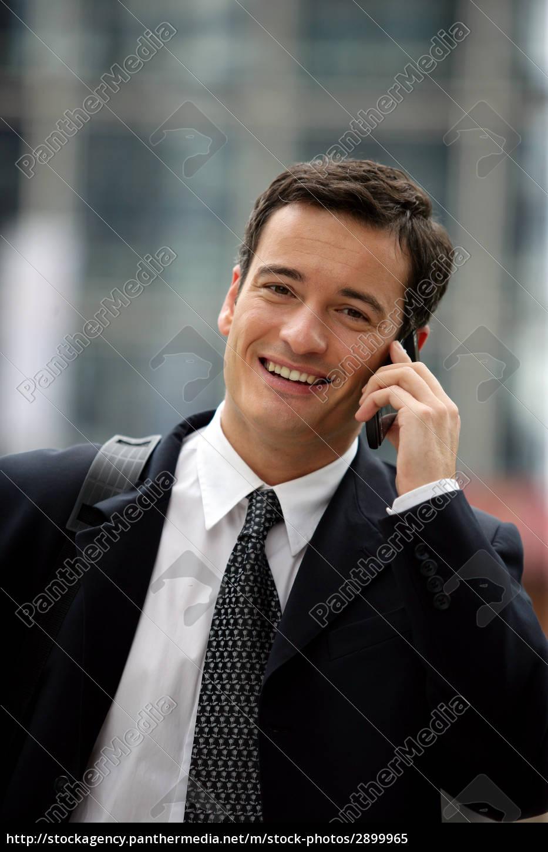 portrait, of, smiling, men, in, suits - 2899965