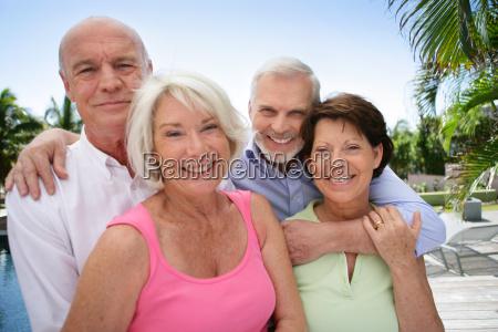 group, of, seniors, smiling - 2900143
