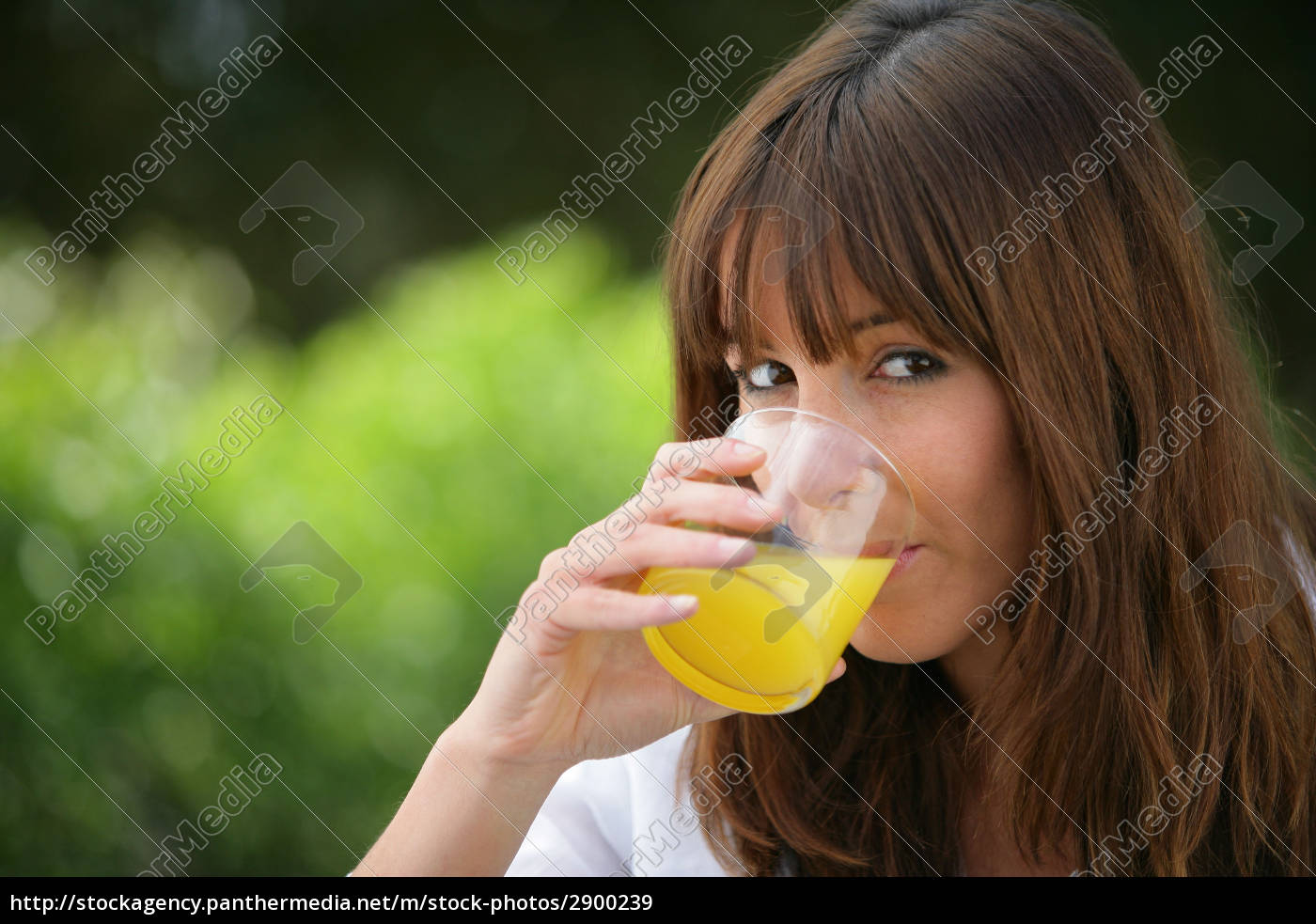 portrait, of, a, woman, drinking, a - 2900239