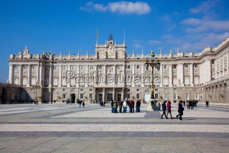 royal, palace, , madrid, , spain - 2905669