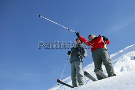 men, in, snow - 2906397
