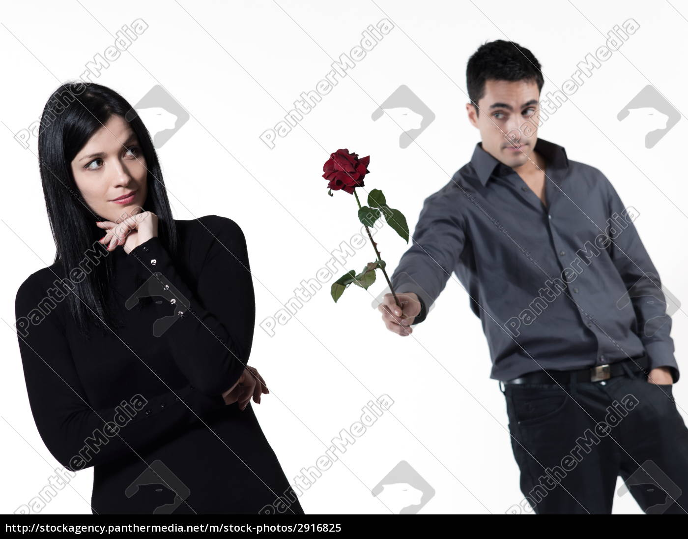 couple, in, chain - 2916825