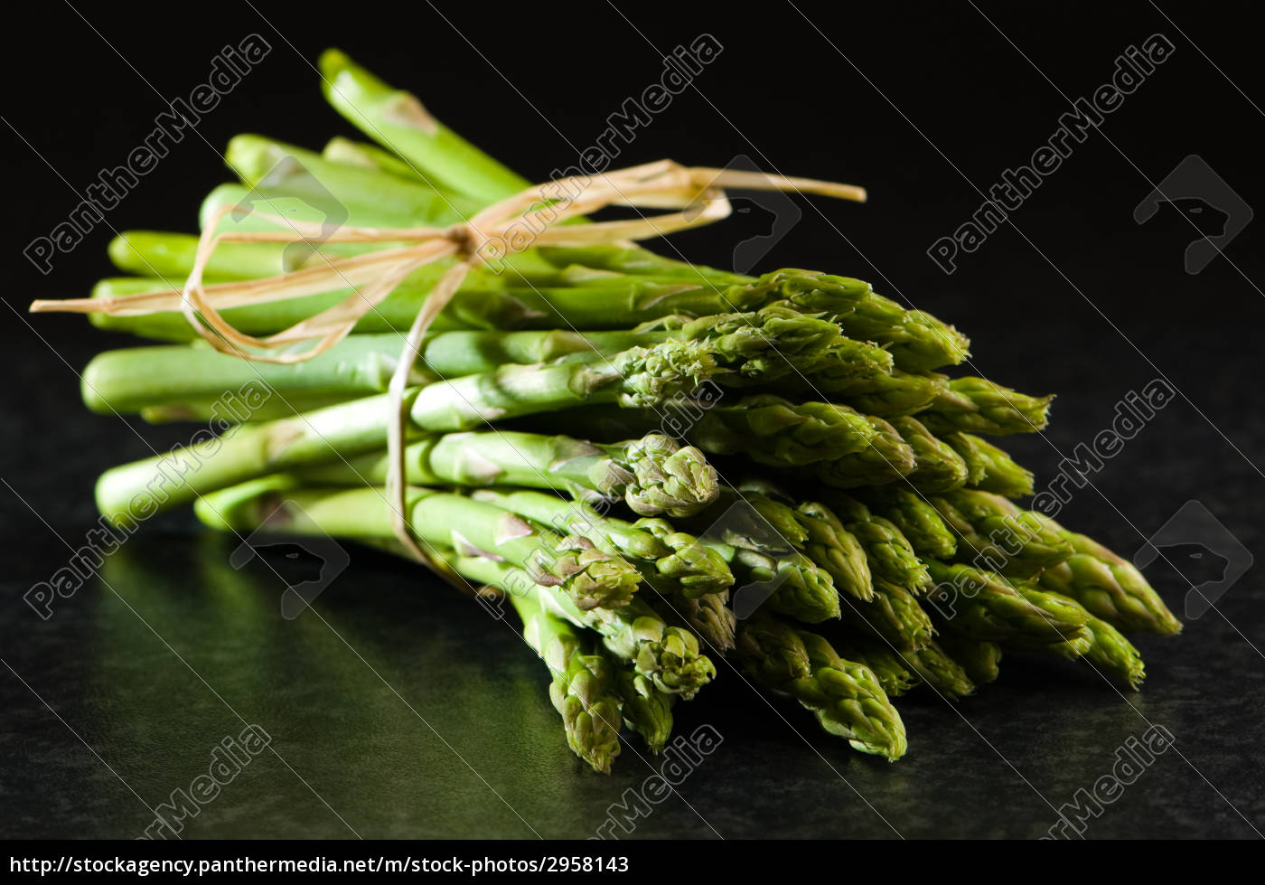 fresh, asparagus, tips - 2958143