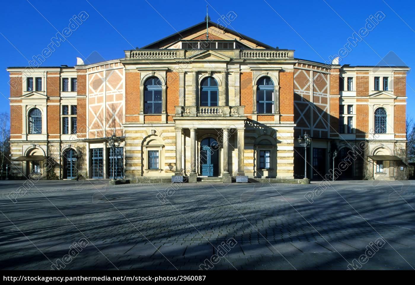 festspielhaus, in, bayreuth - 2960087