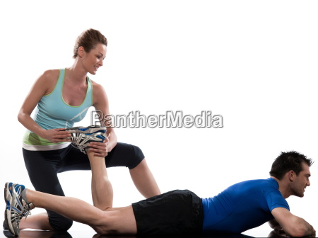 stretching, workout, posture - 2975843