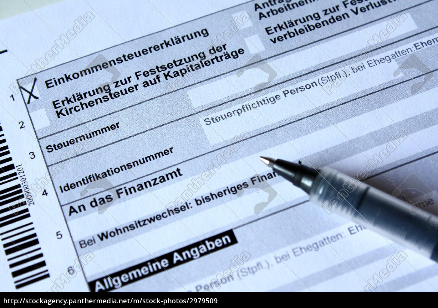 tax, return - 2979509