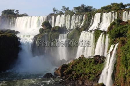 iguassu, waterfalls - 2981785
