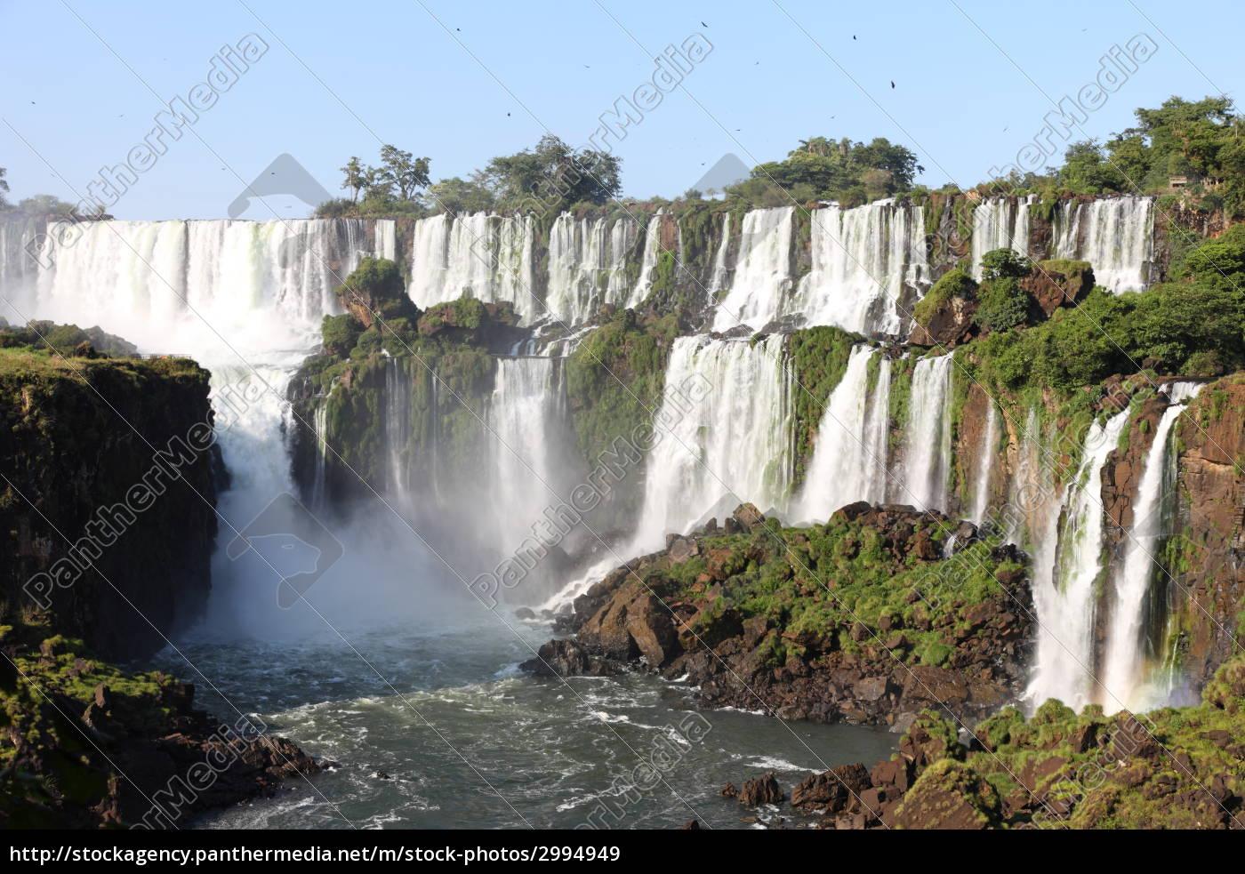 iguassu, waterfalls - 2994949