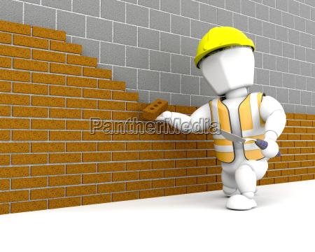 brick, layer - 2999135