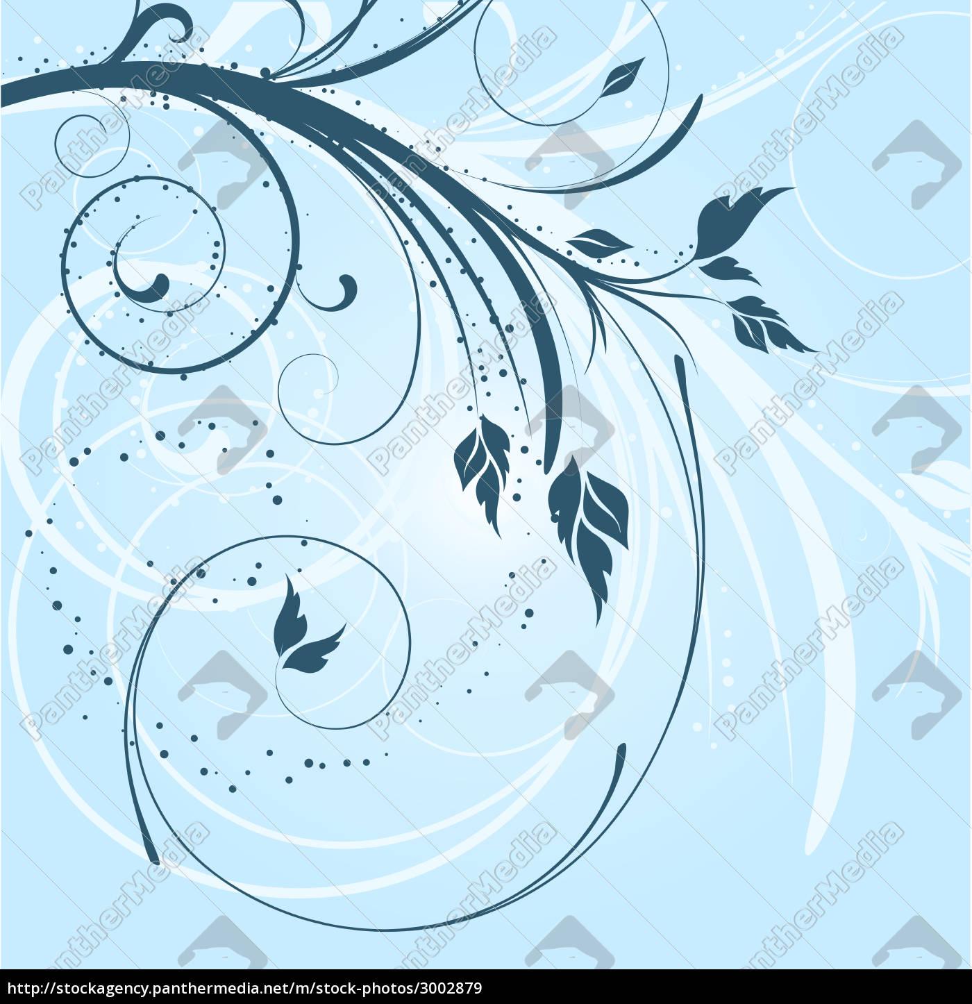 floral, design, - 3002879