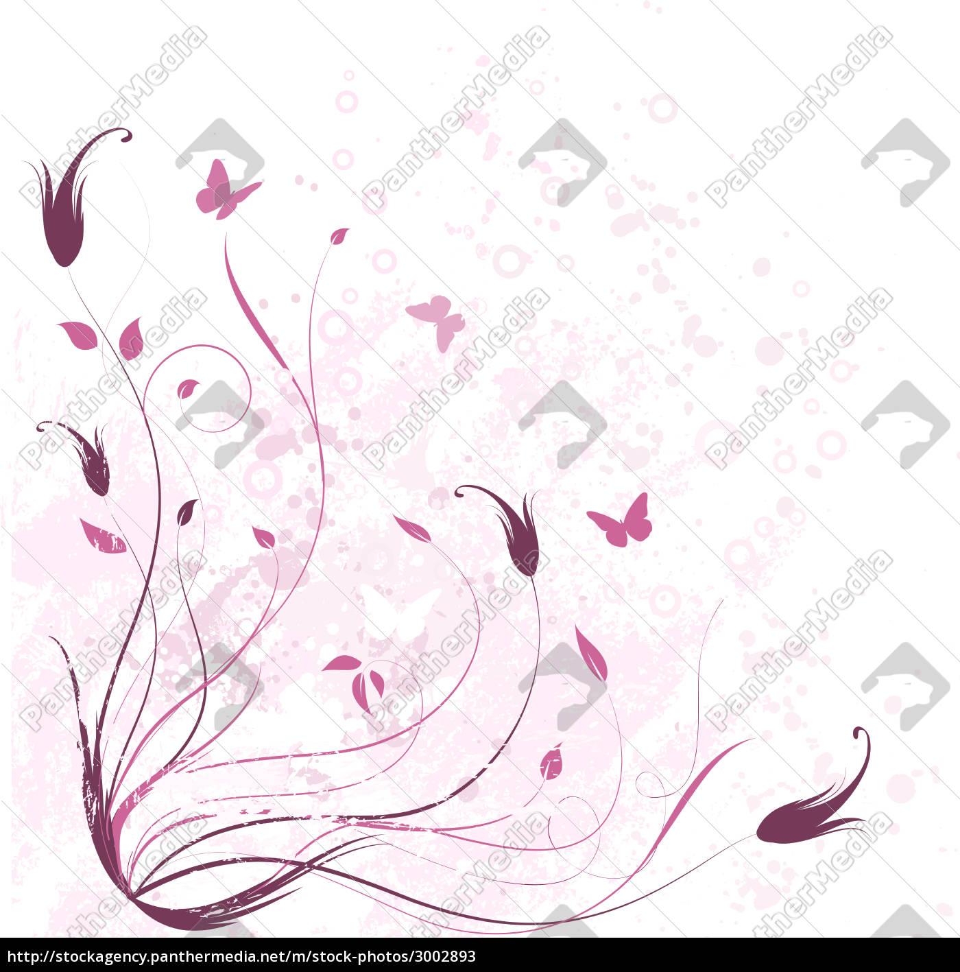 floral, grunge - 3002893