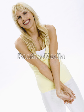 woman 35 40 portarit
