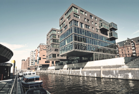 hafencity, in, hamburg - 3008281