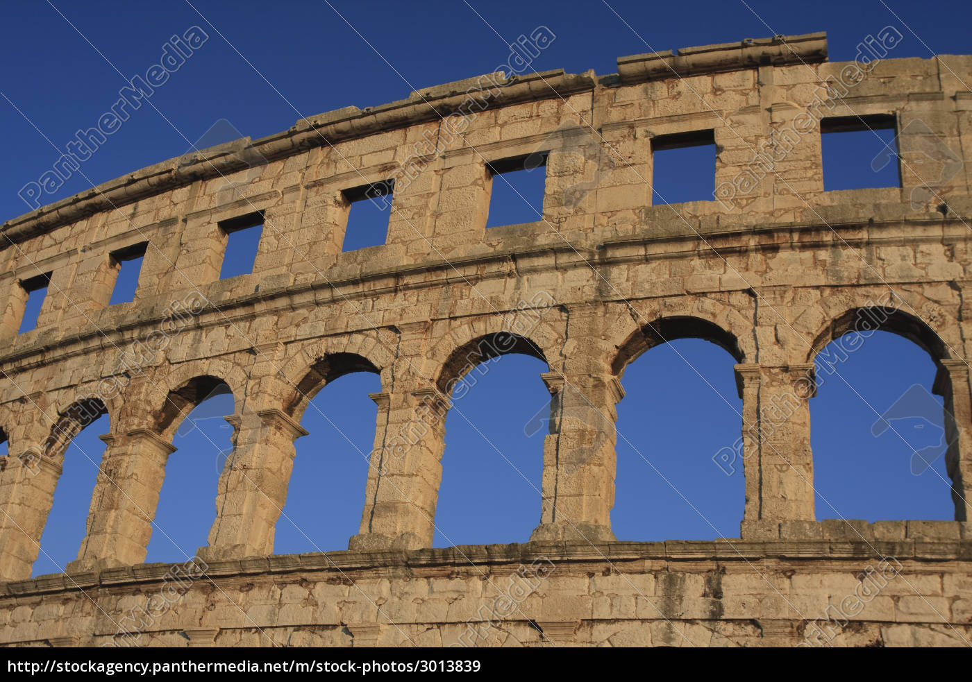 roman, amphitheater, pula - 3013839