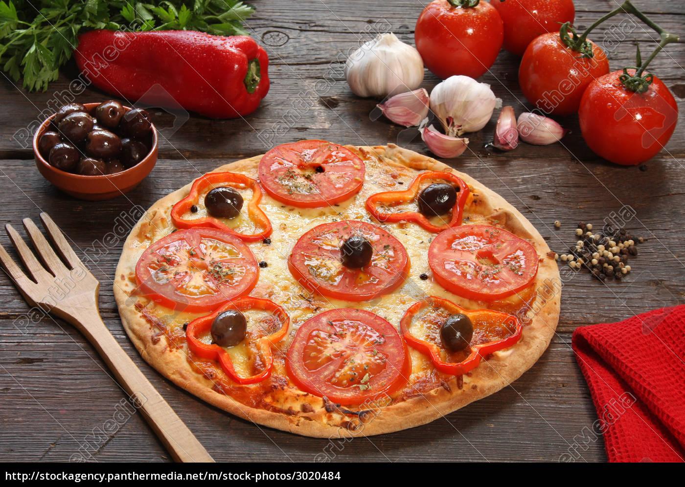 tomato, pizza - 3020484