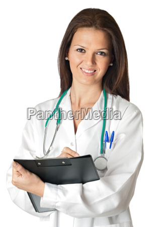 attractive, lady, doctor - 3021426